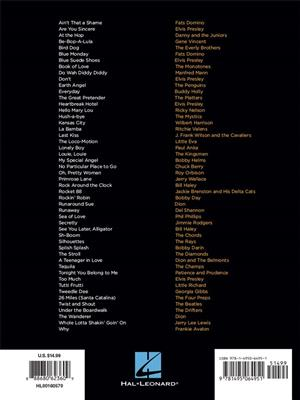 First 50 Early Rock Songs