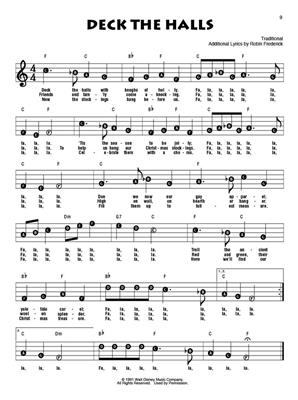 Disney Christmas Favorites: Recorder Fun!