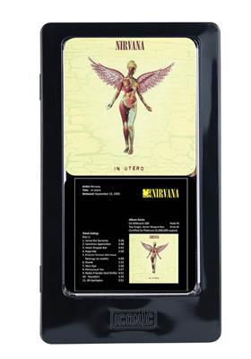 Nirvana Tin Coaster Set - In Utero