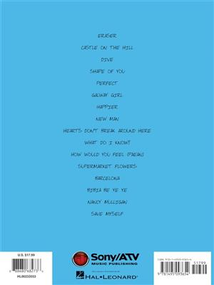 Ed Sheeran: ÷ DIVIDE (PVG)