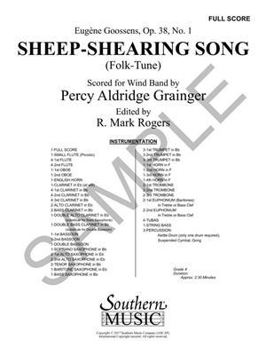 Folk Tune: Sheep Shearing Song