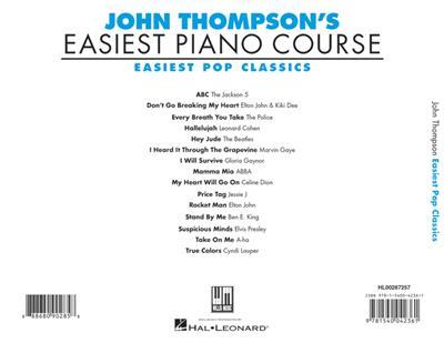 Easiest Pop Classics
