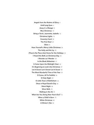 Peaceful Christmas Piano Solos