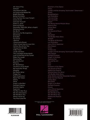 First 50 West End Songs