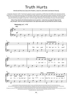 Really Easy Piano: Chart Hits #9