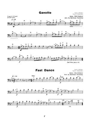 Music for Double Bass and Piano