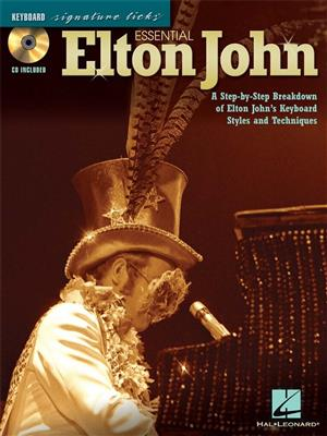 Essential Elton John Keyboard Signature Licks