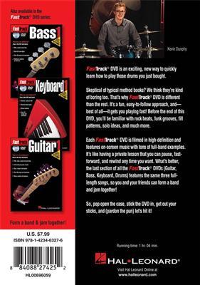 FastTrack - Drums Method 1 - DVD