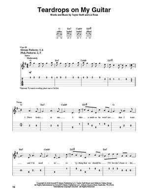 Taylor Swift Easy Guitar