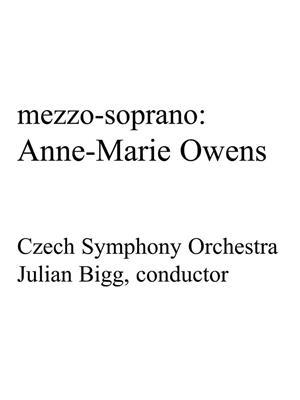 3 Seductive Arias For Mezzo-Soprano - Voc