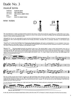 Master Solos Intermediate Level Clarinet