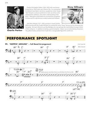 Essential Elements for Jazz Ensemble (Bass)