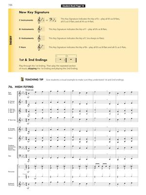 Essential Elements for Band - Book 1 - Score