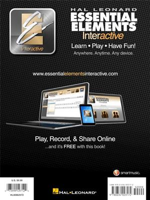 Essential Elements for Band - Book 1 - Alto Sax