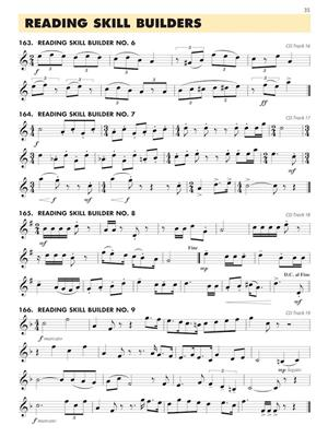 Essential Elements for Band - Book 3 - Clarinet