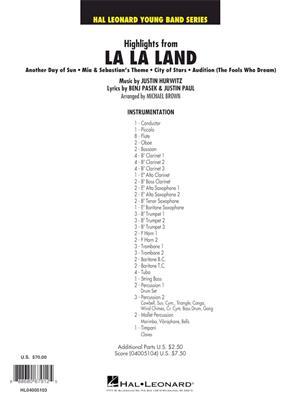 Highlights from La La Land