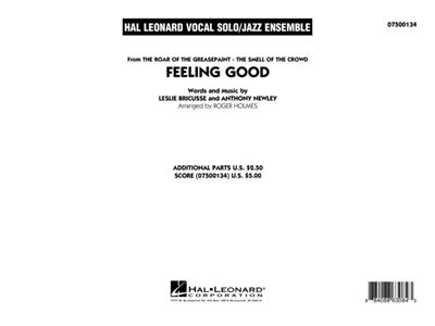 Feeling Good (Vocal Solo/Jazz Ens)