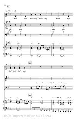 Rumours - Glee Sings The Music Of Fleetwood Mac