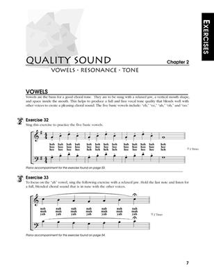 Voice Builders for better choir