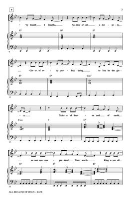 All Because of Jesus