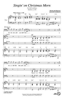 Singin' on Christmas Morn