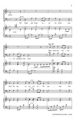 Gethsemane Hymn