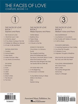 The Faces of Love - Complete, Books 1-3
