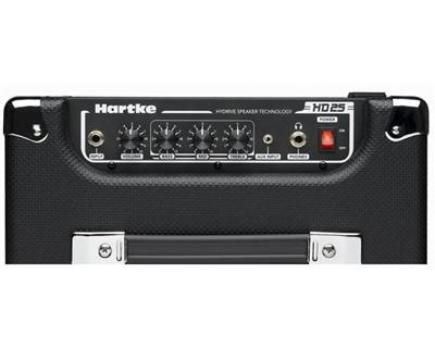 Hartke HD25 Bass Combo - European Plug