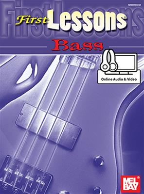 First Lessons Bass Book