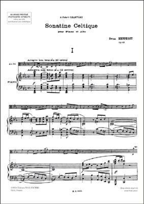 Sonatine Celtique Opus 62