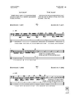 Basso Elettrico - Vol. 3-4
