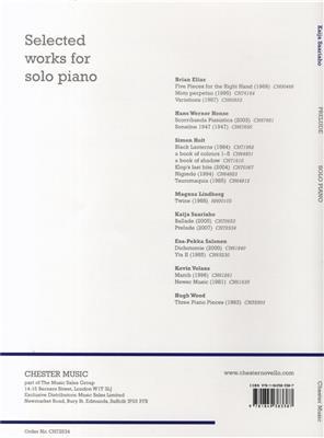 Prelude For Solo Piano