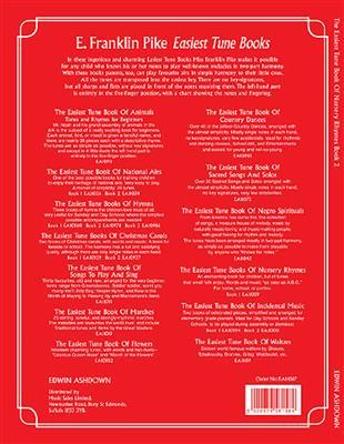 The Easiest Tune Book Of Nursery Rhymes Book 2