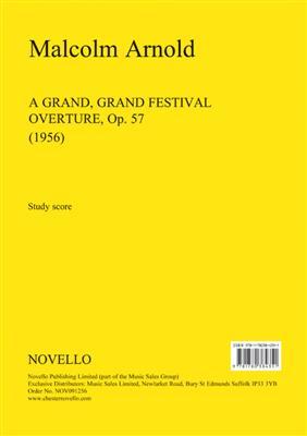 A Grand Grand Festival Overture Op.57