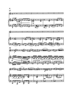 Sonata In B Flat For Clarinet And Piano