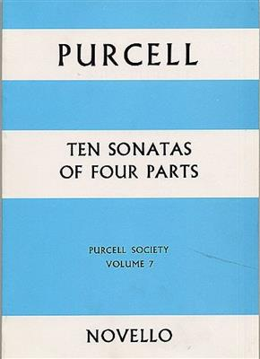 Purcell Society Volume 7