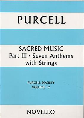 Purcell Society Volume 17