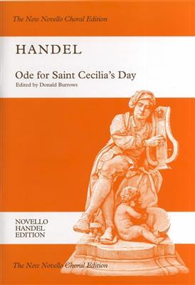 Ode For Saint Cecilia's Day