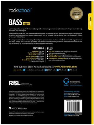 Rockschool Bass Debut (2018)