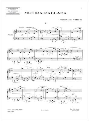Musica Callada 2