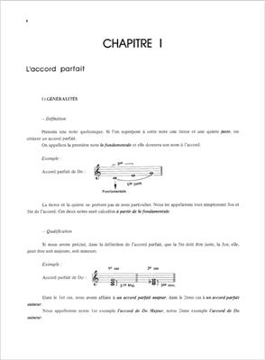 Traité d' Harmonie du Jazz - Volume 1