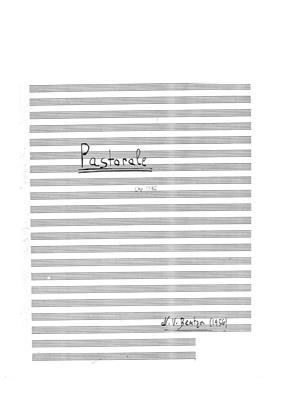 Pastorale Op. 107