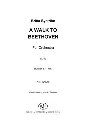 A Walk To Beethoven